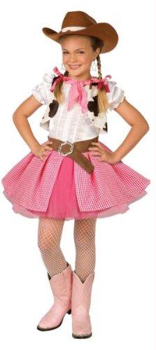 Kost-me f-r alle Gelegenheiten LF4008PKSM Cowgirl Cutie Kind Kleine (Cowgirl Kostüme Cutie Kind)