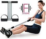EXTGENIC (TM) Double Spring Tummy Trimmer Ab Exerciser Multipurpose Fitness Equipment for Men