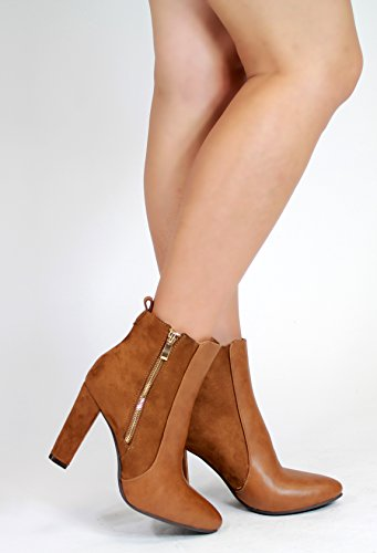 Generic ,  Damen Chelsea Boots Camel