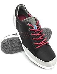 Zerimar Golf shoe fabriques dans la peau bovine, sports et confortable