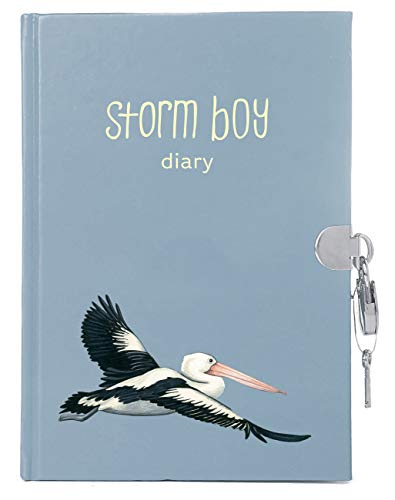 Storm Boy Lock & Key Diary