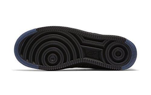 Low Flyknit 1 Grau Mod Nike Nike Flyknit Mod 820256 schwarz escuro Air Force Damen Senhoras Baixas 820256 Cinza Force Air 1 ICvqwftq
