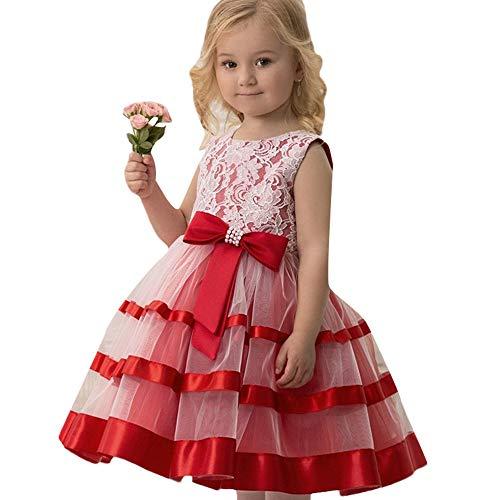 f3ac66f846247 Plus d infos. Bébé Fille Robe De Princesse en DentelleJupe