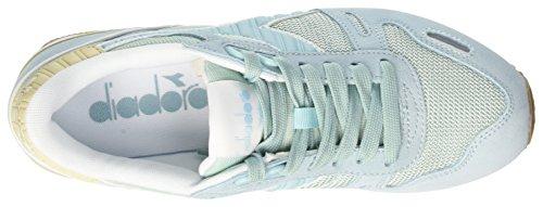 Diadora Titan Ii W, Sneaker Bas du Cou Femme Bleu (Azzurro Piuma/beige Candeggiata)