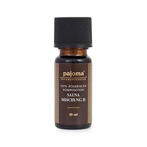 Pajoma 50273 Golden Line Sauna-Mischung II ätherisches Öl, 10 ml -