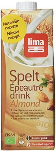 LIMA Dinkel Drink Mandel, 6er Pack (6 x 1 kg)