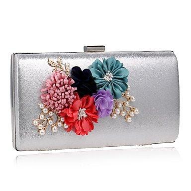 Frauen Südkorea's handgemachten Blumen weiblichen Tasche luxus Bankettabendessen hand Tasche Tasche Gold