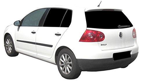 Autosonnenschutz, Tönung, UV Schutz, Autoscheiben verdunkeln VW GOLF V 5-TÜRER Solarplexius Bj. 2003-2008 266615D-5