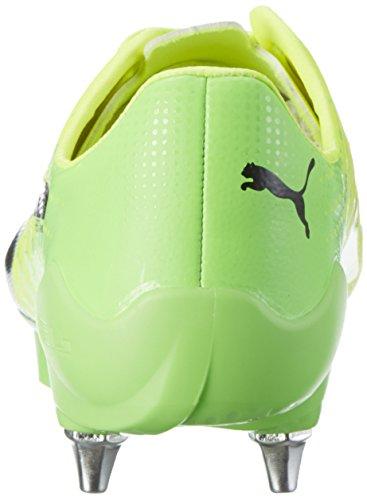 Puma Herren Evospeed 17 Sl S Mx Sg Fußballschuhe Gelb (safety yellow-puma black-green gecko 01)
