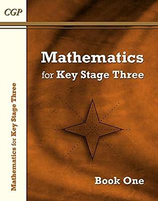 KS3 Maths Textbook 1 (CGP KS3 Maths) from Coordination Group Publications Ltd (CGP)