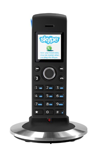 rtx-dualphone-4088-skype-and-landline-additional-handset-black