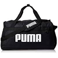 Puma Men's Challenger Small Duffel Bag, Black