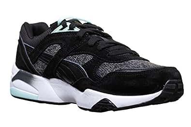 Puma - Chaussure R698 Knit Wn S 360970 Noir - Couleur Noir - Taille 41