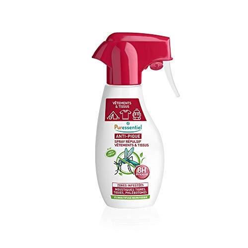 Laboratoire Puressentiel Spray Vêtements/Tissus...