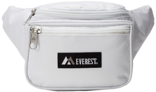 Everest , Marsupio portasoldi Donna, Bianco (Weib), one size