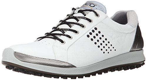 ecco-mens-golf-biom-hybrid-2-zapatos-de-golf-para-hombre-color-blanco-negro-talla-42