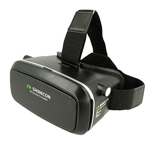 Gafas Realidad Virtual 3D VR SHINECON Teléfono Móvil