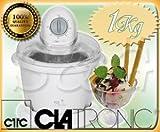 Machine à glace sorbetière Clatronic pour Sorbet yaourt cuisine Glacier
