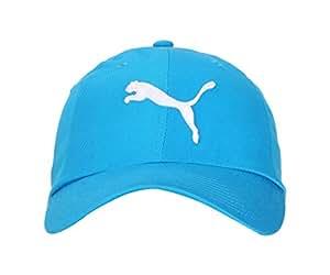 Puma Ess Casquette, mixte, ESS Cap, Solid Danube Blue