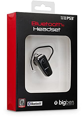 Bigben Bluetooth Headset für PlayStation 3
