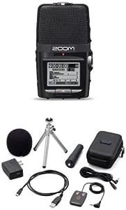 Zoom H2n Aph 2n Zubehörpaket Musikinstrumente