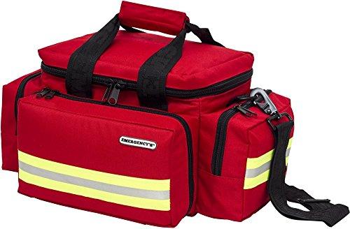ELITE BAGS LIGHT BAG Notfalltasche (44 x 25 x 27cm) ohne Inhalt! (rot)