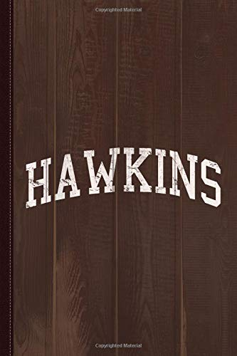 Hawkins Texas Journal Notebook: Blank Lined Ruled For Writing 6x9 120 Pages
