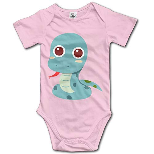 Creeper Kostüm Haut - dsfsa Babybekleidung Baby Climbing Clothes Romper Cute Snake Infant Playsuit Bodysuit Creeper Jumper Pink