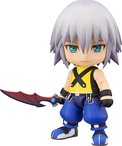 Good Smile Company Nendoroid Kingdom Hearts Riku (Non Scale ABS PVC Movable Figure)