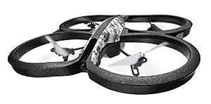 Parrot AR.DRONE 2.0 Quadricottero, Elite Edition, Neve