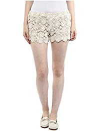 Yepme Women's Cotton Polyester Skirts - YPWSORT5132-$P