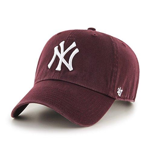 Imagen de '47 new york yankees , dark maroon , fabricante talla única unisex adulto