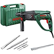 Bosch DIY PBH 2800 RE Elektro-Bohr-/Meißelhammer inkl. Koffer (0603393000)