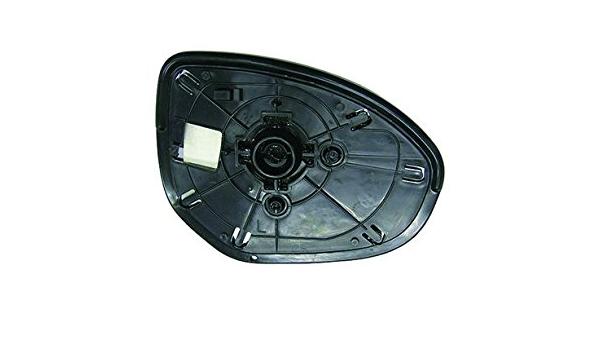 Equal Quality RS02902 Plaque en Verre pour Miroir de R/étroviseur Gauche SX Asph/érique Verre