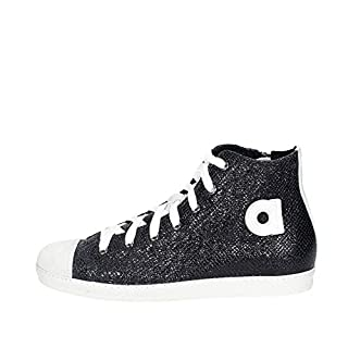 Agile By Rucoline 2812(A3) High Sneakers Women Black 41