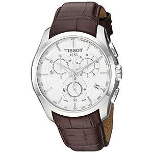 Tissot T0356171603100 – Reloj analógico de caballero de cuarzo con