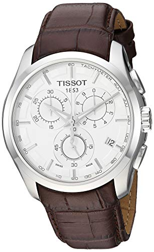Tissot Men's T-Trend Couturier Chronograph Watch - T0356171603100