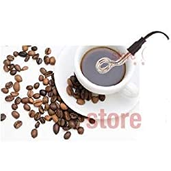 Boox Electric Mini Small Coffee/Tea/Soup/Water/Milk Heater Boiler Immersion Rod
