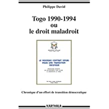 Togo 1990-1994 ou le droit maladroit