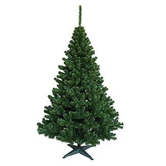 decorwelt-Knstlicher-Weihnachtsbaum-Grn-Tanne-Tannenbaum-Christbaum-Dekobaum-Kunstbaum