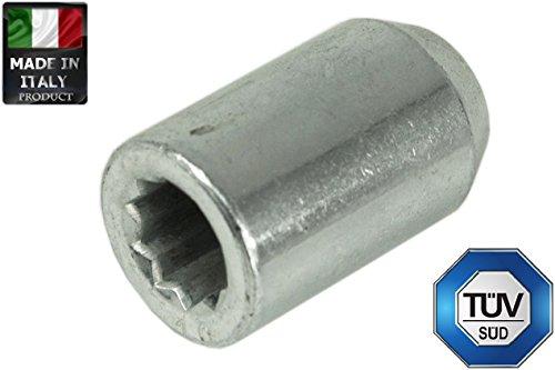 12-stuck-radmutter-m14x15-torx-sternmutter-10-tuv-gepruft-20mm-durchmesser-radmuttern-fur-felgen-mit