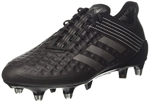 Adidas Herren Predator Malice Sg Rugbyschuhe, Mehrfarbig (Core Black Night Met. Utility Black F16), 45 1/3 EU