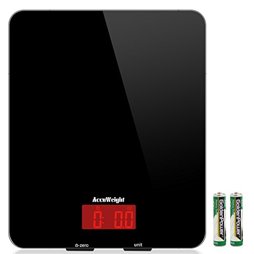 AccuWeight Báscula Digital