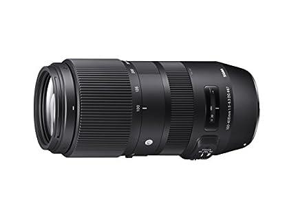 Sigma 100-400mm f/5-6.3 DG OS HSM MILC/SLR Telephoto Lens Negro - Objetivo (MILC/SLR, 21/15, Telephoto Lens, 6,3, 1,6 m, 5-6,3)