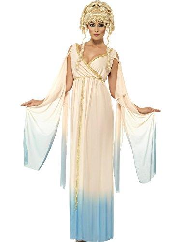 Smiffys 25801L-FBADE - Warrior Princess Kostüm Für Erwachsene