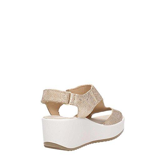 IGI&CO 78237/00 Sandales Femme Platinum
