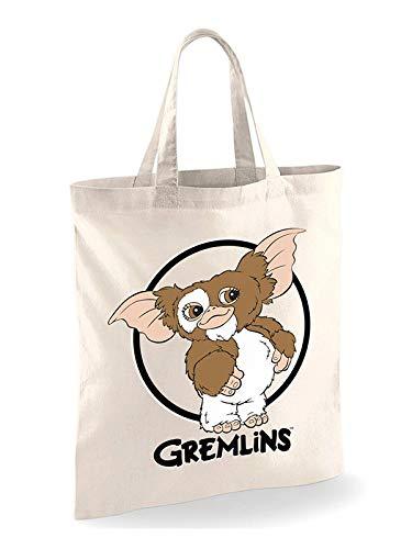 CID Stoff-Einkaufstasche Bag: Gremlins Gizmo (40 x 36 cm) -