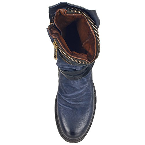 Night Blau In Stiefelette b As s A 261203 blau 98 wvqx8IU