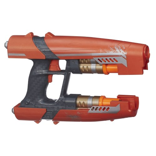 (Marvel Guardians Of The Galaxy star-lord Quad Blaster)