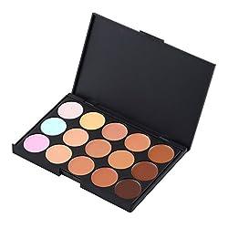 15 Farben Concealer Make-up-Palette - Make Up Set - Camouflage Palette - Beste Qualität von Schlupflid weg®